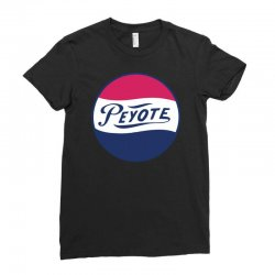 peyote pepsi Ladies Fitted T-Shirt | Artistshot