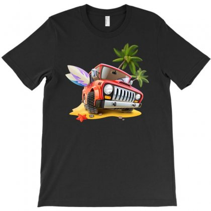 Travel Cars T-shirt Designed By Secreet