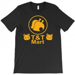 animal crossing t & t mart T-Shirt | Artistshot