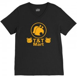 animal crossing t & t mart V-Neck Tee | Artistshot