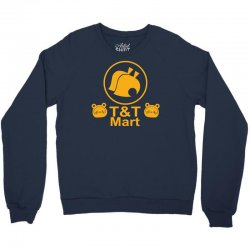 animal crossing t & t mart Crewneck Sweatshirt | Artistshot
