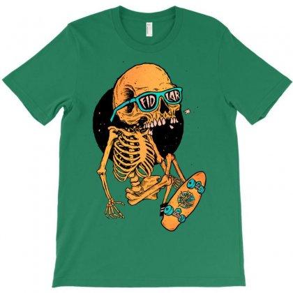 Fidlar T-shirt Designed By Pln