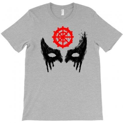 Eyes Of Heda T-shirt Designed By Pln