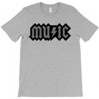 Music T-shirt Designed By Pln