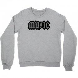 music Crewneck Sweatshirt | Artistshot