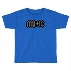 music Toddler T-shirt | Artistshot