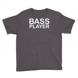 bass player Youth Tee | Artistshot