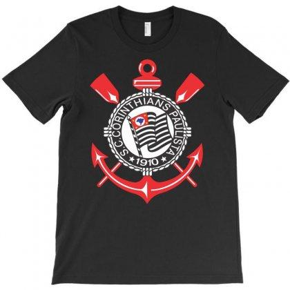 Corinthians Paulista T-shirt Designed By Uncleodon