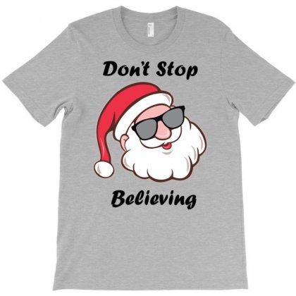 Don't Stop Believing T-shirt Designed By Uncleodon
