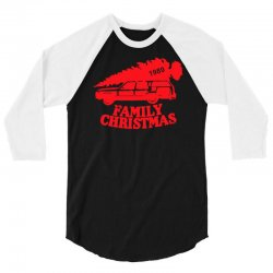 family christmas 3/4 Sleeve Shirt | Artistshot