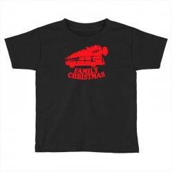 family christmas Toddler T-shirt | Artistshot