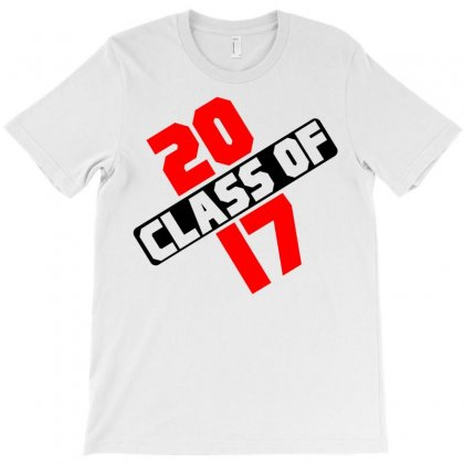 Class Of 2017 T-shirt Designed By Designbycommodus