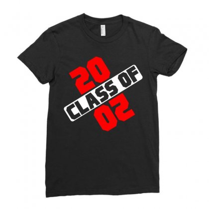 Class Of 2020 Ladies Fitted T-shirt Designed By Designbycommodus
