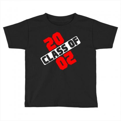 Class Of 2020 Toddler T-shirt Designed By Designbycommodus