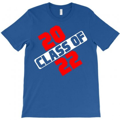 Class Of 2022 T-shirt Designed By Designbycommodus