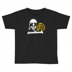 music is life Toddler T-shirt   Artistshot