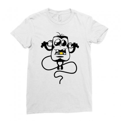 Nyux Ladies Fitted T-shirt Designed By Ditreamx