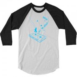 music is life 3/4 Sleeve Shirt | Artistshot