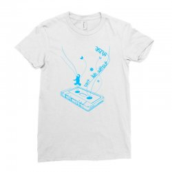 music is life Ladies Fitted T-Shirt | Artistshot