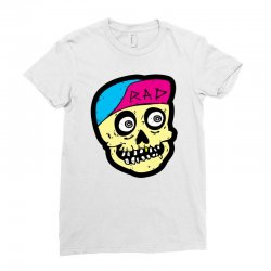 Radiskull Ladies Fitted T-Shirt | Artistshot