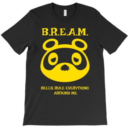 Bells Rule Everything Around Me T-shirt Designed By Specstore