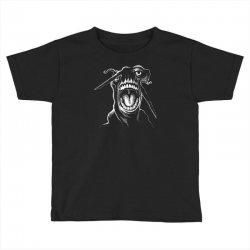 alien scream Toddler T-shirt | Artistshot