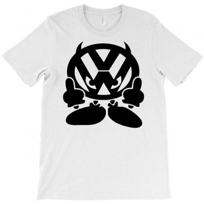 Volk Character T-shirt Designed By Davidgahar   Artistshot