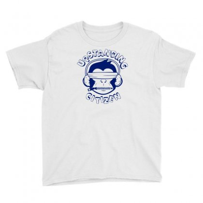 Upstanding Citizen Youth Tee Designed By Specstore