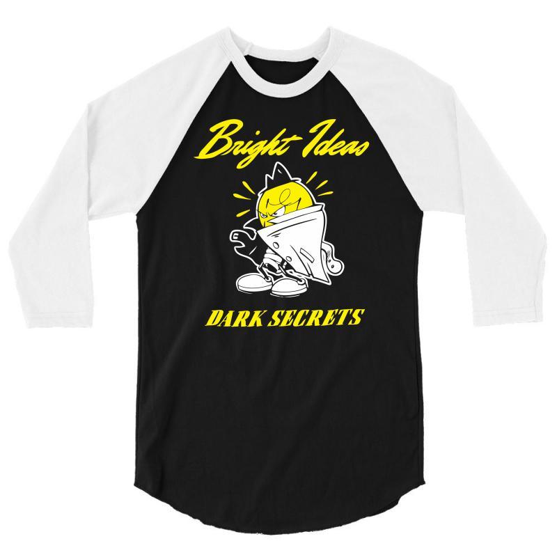 Bright Ideas 3/4 Sleeve Shirt | Artistshot