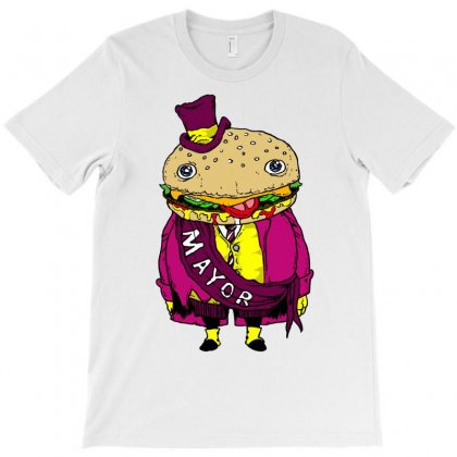 Mayor Mcgrease T-shirt Designed By Ditreamx