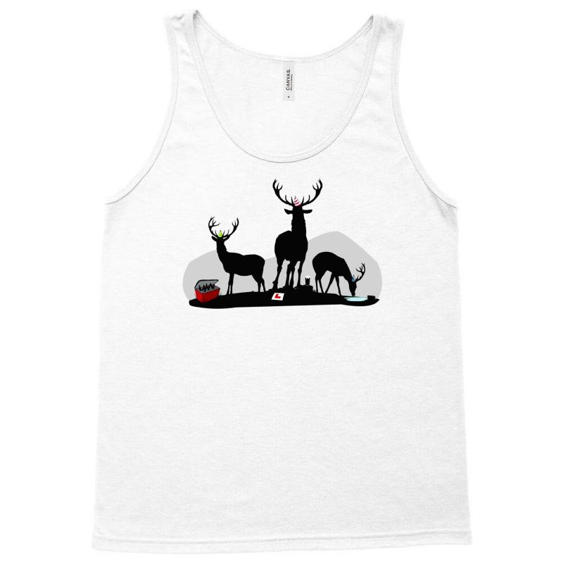 73c2f2b5e1ffa Custom Stag Party Tank Top By Ditreamx - Artistshot
