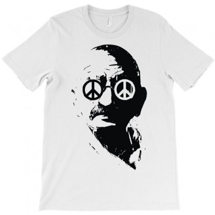 Symbol Of Peace T-shirt Designed By Ditreamx