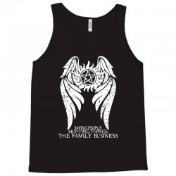 The Family Business Tank Top | Artistshot