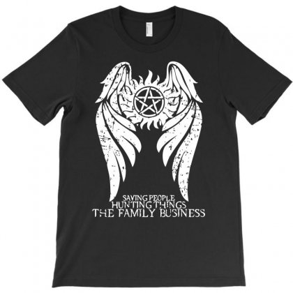 The Family Business T-shirt Designed By Mdk Art