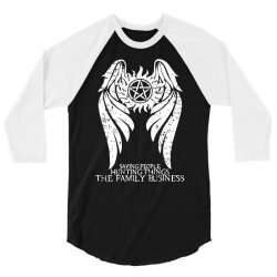 The Family Business 3/4 Sleeve Shirt | Artistshot