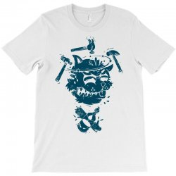 Dizzy Drunk Cat T-Shirt | Artistshot