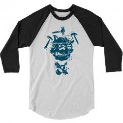 Dizzy Drunk Cat 3/4 Sleeve Shirt | Artistshot