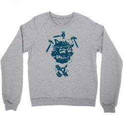 Dizzy Drunk Cat Crewneck Sweatshirt | Artistshot