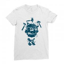 Dizzy Drunk Cat Ladies Fitted T-Shirt | Artistshot