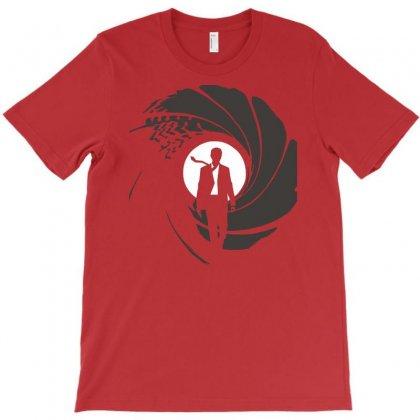 James Bond Skyfall T-shirt Designed By Davidgahar   Artistshot