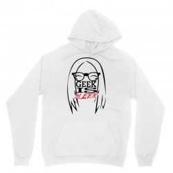 Geek is Sleek Unisex Hoodie | Artistshot