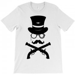 Cross Muskets T-Shirt | Artistshot