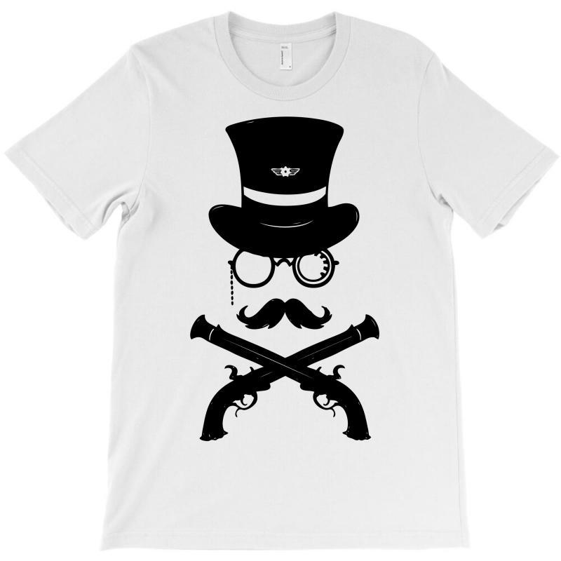 Cross Muskets T-shirt | Artistshot