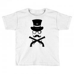Cross Muskets Toddler T-shirt | Artistshot