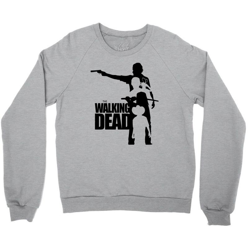 The Walking Dead Crewneck Sweatshirt | Artistshot