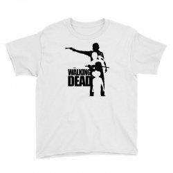 the walking dead Youth Tee | Artistshot