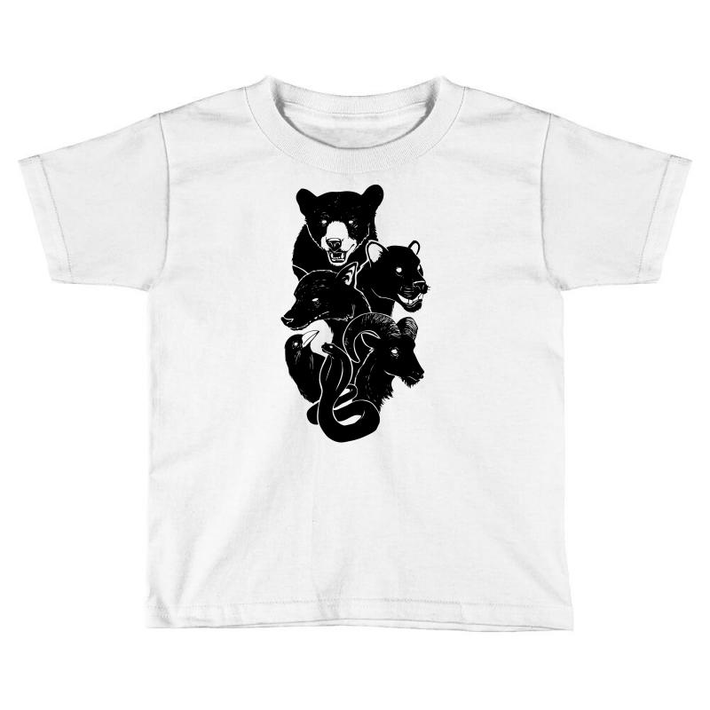 85bc92eb4 Custom We Own The Night Toddler T-shirt By Mdk Art - Artistshot
