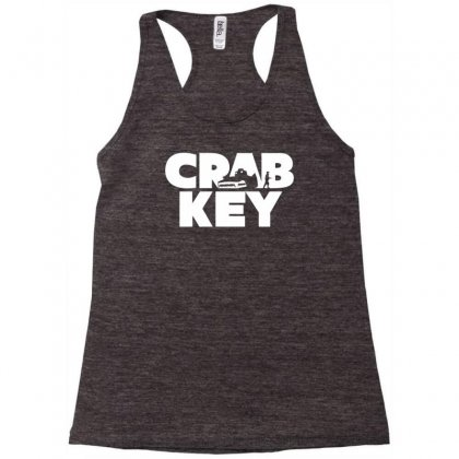 Crab Key Racerback Tank Designed By Specstore