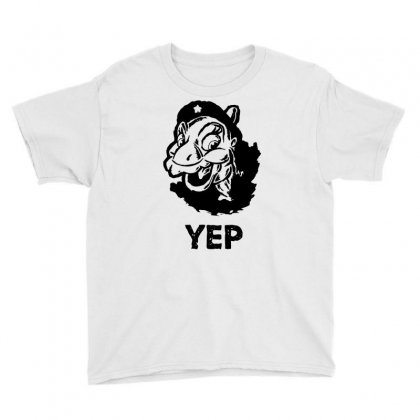 Ducky Guevara Youth Tee Designed By Specstore