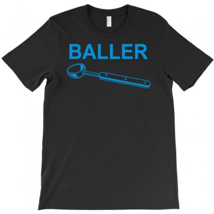 Baller T-shirt Designed By Apuy